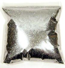 "11oz / 325ml Chrome Silver Metal Flake .008"" Custom  Auto Paint Additive LF2011"
