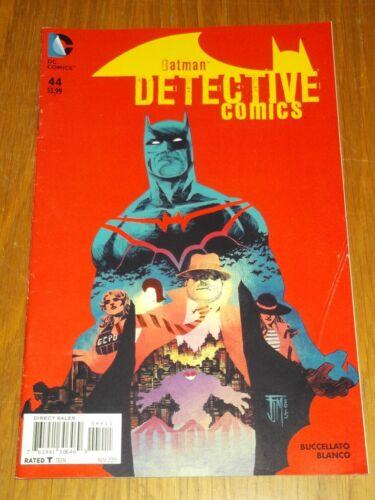 DETECTIVE COMICS #44 DC COMICS NEW 52 BATMAN NOVEMBER 2015