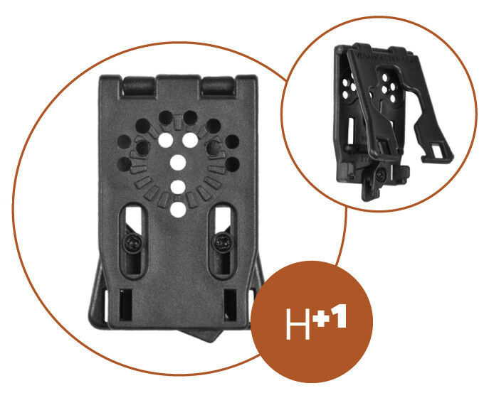 Vega Holster Loops thigh thigh Loops Platforms Molle Attachment Replacement 0000eb