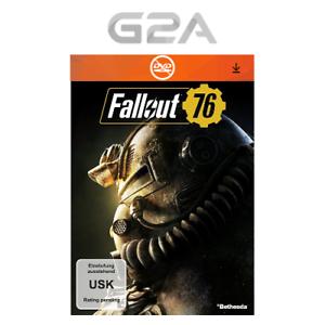Fallout 76 Key [RPG PC Spiel] Bethesda Platform Download Code DE/EU