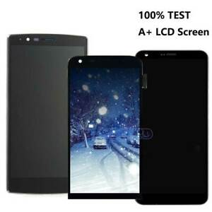 LCD Display Screen Touch Digitizer Replacement +Frame For LG G2 G3 G4 G5 G6 G7
