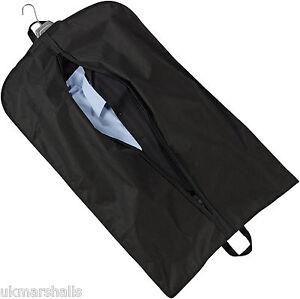 CENTRIX-SUIT-COVER-SUIT-BAG-BLACK-OR-HOT-PINK-SUIT-CARRIER-TRAVEL-BAG