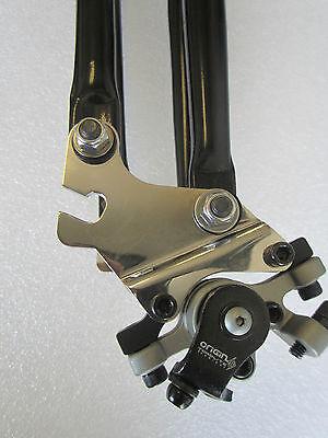 Disc Brake Adapter for Monark Type 2 Dual Springer Suspension Fork