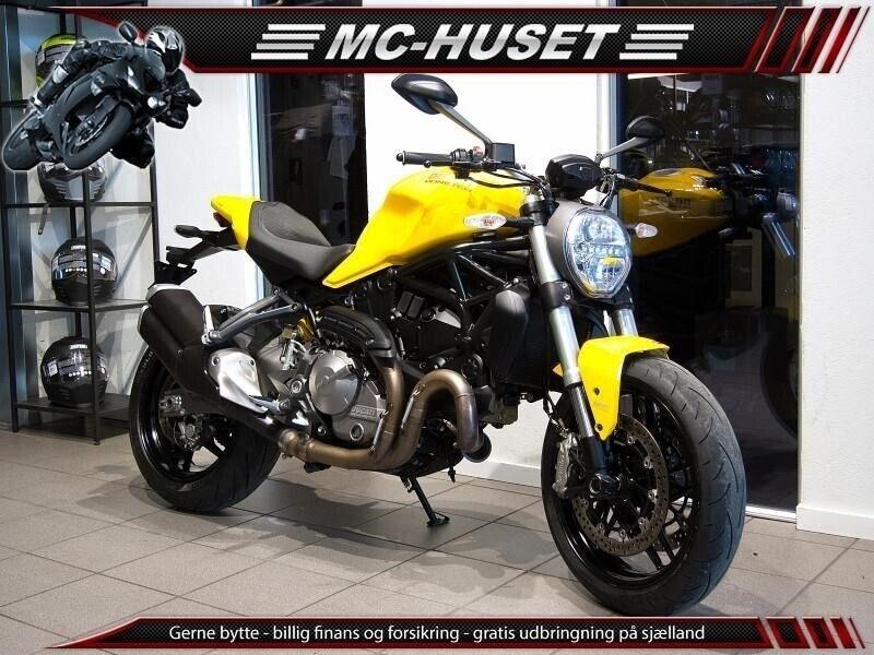 Ducati, Monster 821, ccm 821