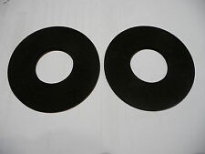 Pair JBL LE 25 Néoprène foam rings for Tweeter LE25  L16 19 26 36 50 100 4311