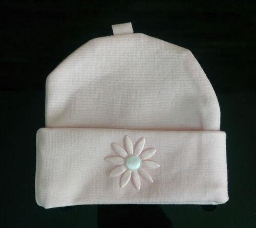 Coton bébé garçons filles bonnet beanie printemps automne rose bleu photoshot nouveau-né 0-3m