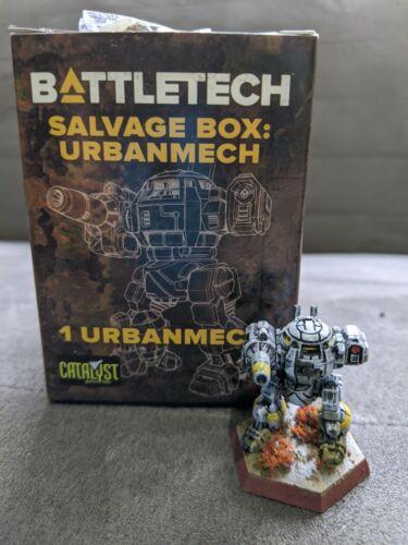 Battletech Salvage Box Urbanmech PAINTED