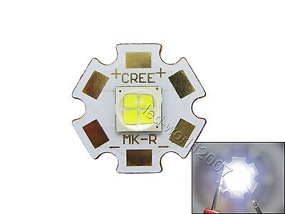 CREE MK-R 12V 15W High Power Led with 20mm Copper Star