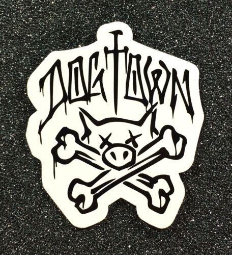 Dogtown Pigbones Skateboard Sticker 3.8in si