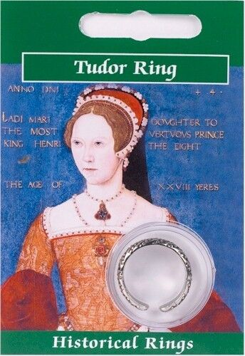 Mary I Love Ring Pewter