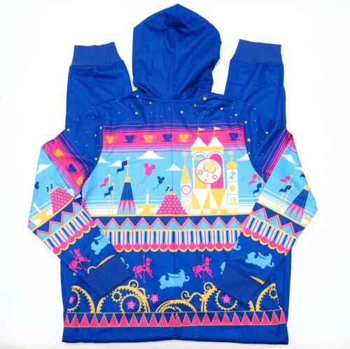 NEW Disney Parks Fantasyland One Piece Adult Hooded Pajamas S-XL