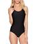 Body-Glove-Womens-Black-Smoothies-Crossroads-One-Piece-Swimsuit-Sz-M-6902 thumbnail 2