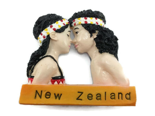 NEW ZEALAND Magnet High Quality Resin 3d Fridge Magnet SOUVENIR TOURIST GIFT 087