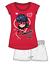 Pyjama-court-MIRACULOUS-LADYBUG-t-shirt-et-short-NEUF-4-10-ans-enfant-fille miniature 4