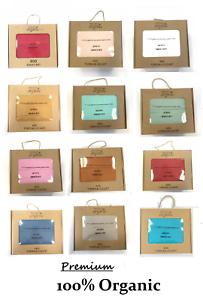 Premium-Organic-600-Thread-Count-Bed-Sheet-Set-Deep-Pocket-up-to-18-034-Deep