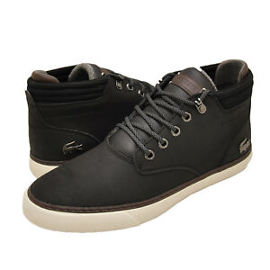 f592dd6b7 Men s Shoe Lacoste ESPARRE WINTER C 318 3 CAM 7-36CAM0022094 BLACK ...