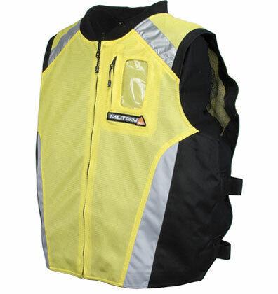 Vest 2XL Yellow//Black Joe Rocket JOEROCKET9052-1406 Military Spec