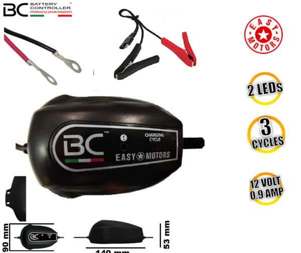 Ambitieus Mantenitore Carica Batteria Yamaha St 50 Tzr R 00 > 05
