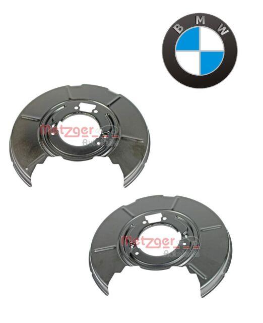 BMW E46 330i 330d REAR DISC BRAKE BACK PLATES SHOES /& FITTING KIT A1094