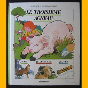 LE-TROISIEME-AGNEAU-Genevieve-Petit-Dina-Kathelyn-1991