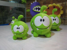 Cute Cut the Rope Plush Toy OM NOM Happy Plush Doll 12 inch