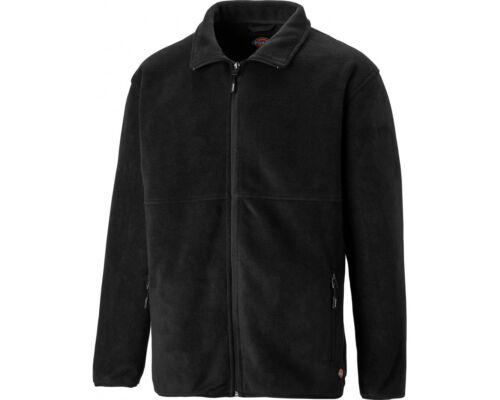 Dickies Oakfield Fleece Jacket JW83015 Mens Lightweight Durable Work