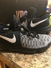 info for a21b0 7f4eb item 5 MENS AUTHENTIC NIKE ZOOM KD 9 IX BLACK WHITE BASKETBALL SHOES  SNEAKERS 11 M -MENS AUTHENTIC NIKE ZOOM KD 9 IX BLACK WHITE BASKETBALL SHOES  SNEAKERS ...