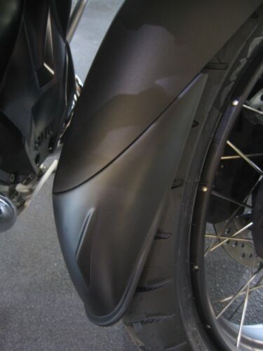 Garde boue prolongation anti-projections bmw r1200gs LC Grand front fender extension B