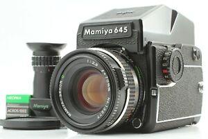Look Meter Works Mamiya M645 1000s Camera Sekor C And 70mm f2.8 Lens AE Finder