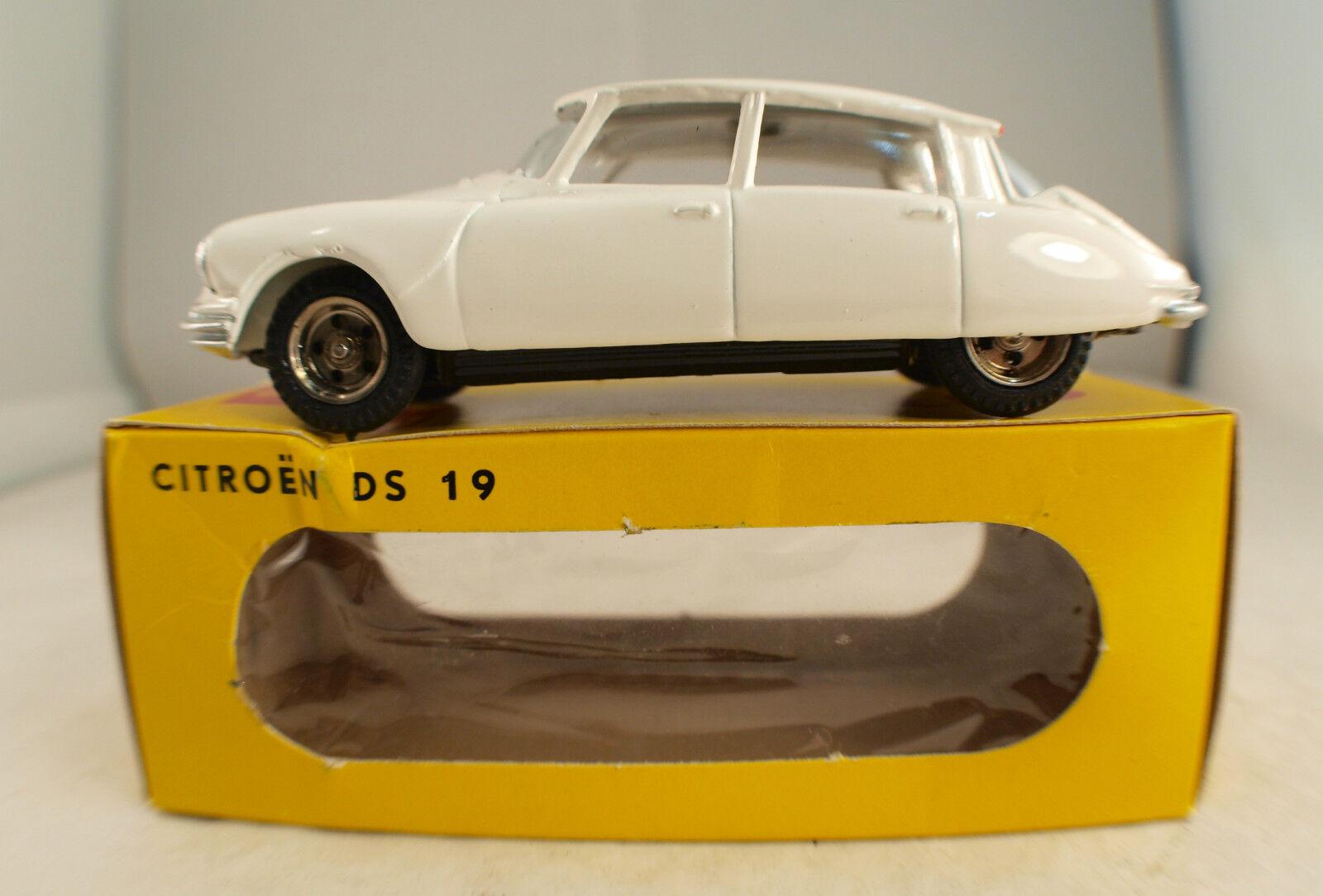 Metosul n  2 Citroën DS19 jamais joué en boîte MIB