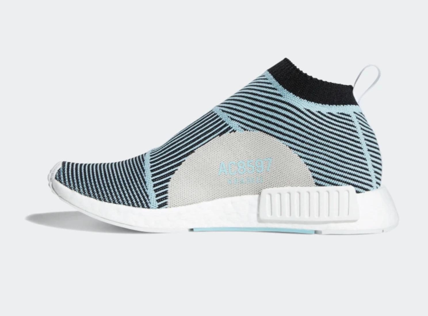 adidas Originals NMD_CS1 Parley Primeknit Sneaker Turnschuhe