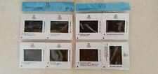 Crown Edinburgh Castle  Sets of Four Original 35mm Slides A. M.11 x 2 Sets