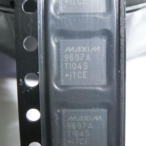 5Pcs 9697A MAX9697A MAX9697ATI MAX9697ATI+T QFN
