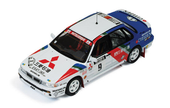 Mitsubishi Galant   9 Winner 1000 Lakes 1989 Billstam   Ericsson 1 43 Model