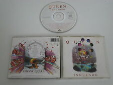 QUEEN/INNUENDO(PARLOPHONE CDP 79 5887 2) CD ALBUM
