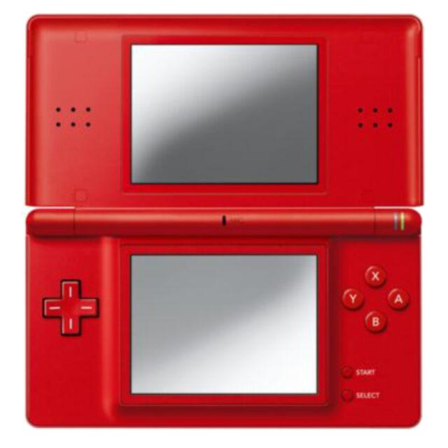4e5ed2dcd0ba Nintendo DS Lite Red Handheld System for sale online
