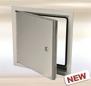 Access Panel 24 X 36 Exterior Weather Resistant System Ext With Piano Hinge Ebay