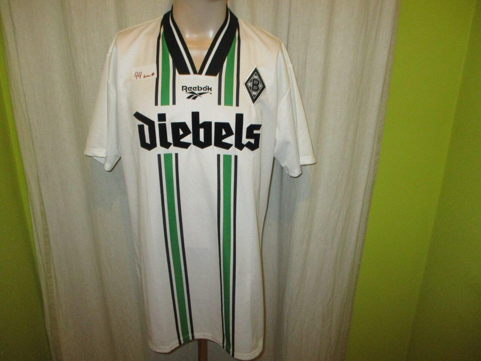 Borussia Mönchengladbach Original Reebok Heim Trikot 1996/97