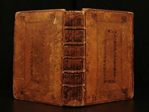 1658-John-Lightfoot-Horae-Hebraica-Talmud-Hebrew-Bible-amp-Jewish-Cambridge-RARE