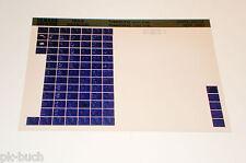 Microfich Ersatzteilkatalog Yamaha TDM 850 H / TDM 850 N ab 1992 Stand 11/1993