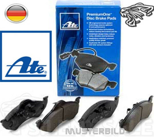 Bremsbeläge, Beläge, Bremsklötze ATE - 13.0460-2880.2 HA,hinten - VW