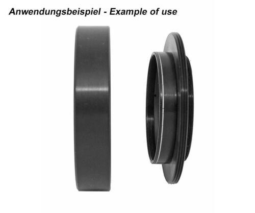 "TS-Optics M48 Filterhalter für gefasste 2/"" Filter TSFiHa2 Länge 15 mm"