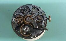 Rare Vintage 1940 Angelus *CHRONODATO* Mens Chronograph movement Caliber 217!