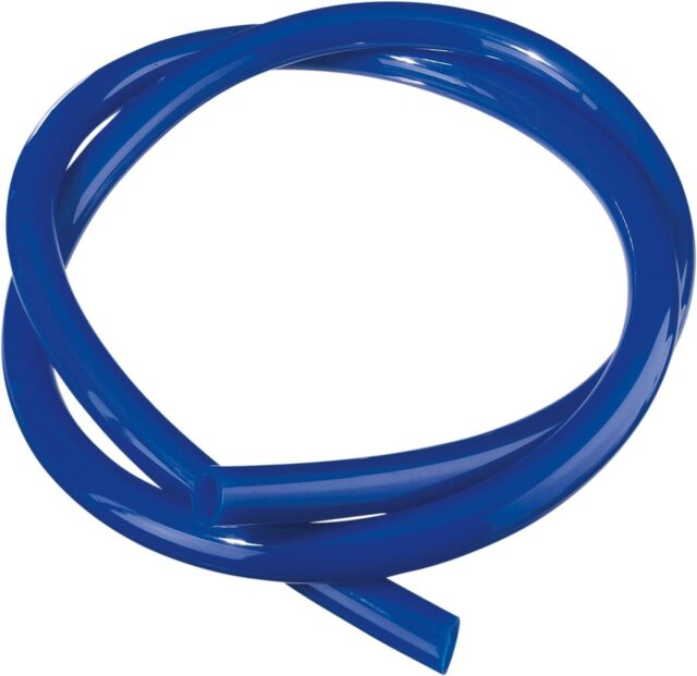 Parts Unlimited A37330 I.D Blue Polyurethane Fuel Line   1//4in x 25ft