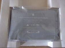 "Batterie D'ORIGINE Apple PowerBook G4 15"" A1078 Genuine ORIGINAL NEUVE en France"