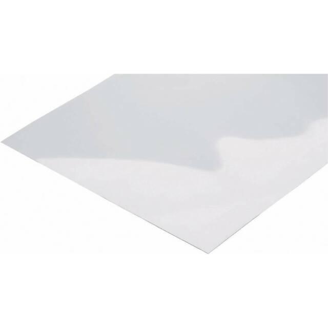 Plaque polycarbonate transparent 400 x 500 x 1 mm Modelcraft