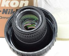 NIKON El-Nikkor 50mm 2.8 + Keep - Boxed - ===Mint===