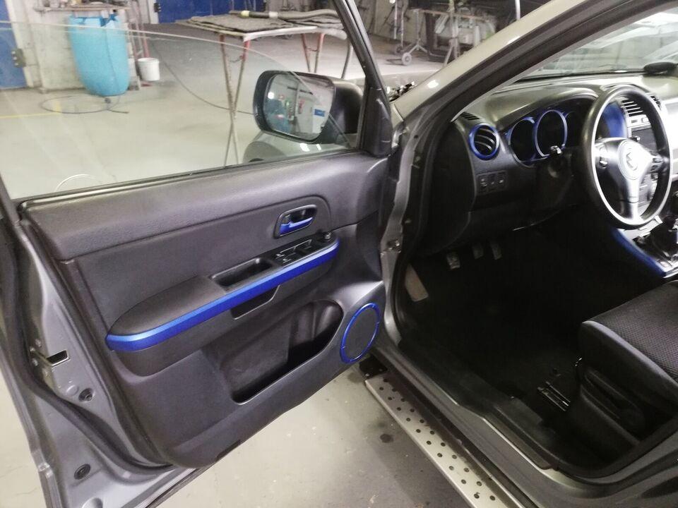 Suzuki Grand Vitara, 2,0 GLX, Benzin