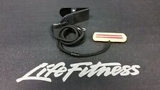 Life Fitness 95T emergency stop switch magnet treadmill lanyard clip pull tether