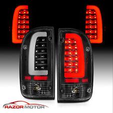 1995 2000 Replacement Black Led Bar Tail Light Set For Toyota Tacoma Bulbsocket Fits 1996 Toyota Tacoma